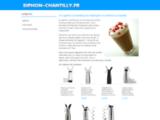 Siphon à chantilly : le magasin web