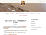 Six Pieds sur Terre fabricant français de mobilier en Ductal - Accueil
