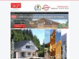 Maison en bois - Skan