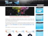 Achat de vetements de ski en ligne - Skifolies