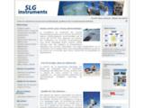 SLG Instruments - Qualité de l'air intérieur.