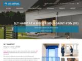 Artisan SLT Habitat à Boissy-sous-Saint-Yon dans l'Essonne (91)