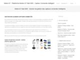 Alerte IoT Mail SMS : Solution de gestion des capteurs connectés Intelligents -