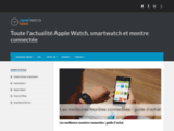 Les applications d'Apple Watch2