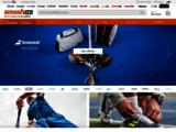 Boutique en ligne, vente de matériel de tennis et padel