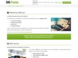 Envoi SMS professionnel - SMS PROXIMA