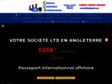 Création d'entreprises anglaises Limited ltd