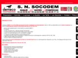 Demeco S. N. Socodem déménagements, garde-meubles, demenageurs, déménagement