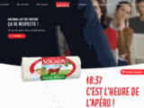 Soignon - Le producteur de chèvre saint maure