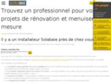 Menuiserie 26 - Chabanel BCV