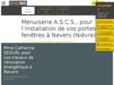 ASCS, Menuiserie à Nevers (Nièvre - 58)