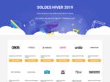 Soldes Hiver 2018 en France