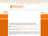 Soleado  Restaurant et Bar lounge à Figueretas à Ibiza