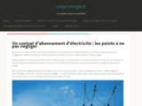 Soleye energie – Etude et installation en énergies renouvelables à Angers (49)