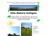 Gite d'art en Sologne en pleine nature - Location gîte Chambord