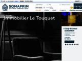 Agence immobilière Somaprim - Le Touquet