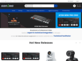 SONIRIS SYSTEM : Intégrateur Matériel Audiovisuel Broadcast