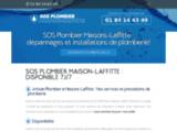 SOS Plombier Maisons-Laffitte