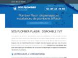 SOS Plombier Plaisir, pour tous vos travaux de plomberie à Plaisir