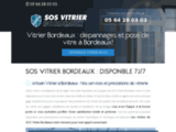 SOS Vitrier Bordeaux