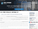 SOS Vitrier Lyon