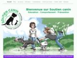 Soutien canin : éducation, comportement et prévention