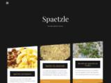 1001 Recettes de Spaetzle