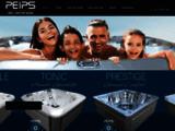 Peips SPA - vente de spas en ligne, de 1 a 6 places