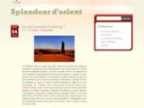 Riad Splendeur d'Orient à Marrakech - Sejour Riad Maroc - Location Ryad Marrakech