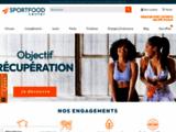 Sportfood, complements alimentaires sportifs et produits pour la nutrition sportive