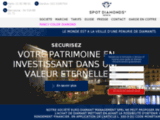 Spotdiamonds - Accueil - Investir dans le diamant