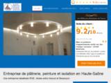 SPPI - Plâtrerie et Peinture en Haute-Saône