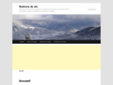 Stations de ski massif vosgien webcam et enneigement