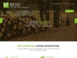 Scierie ST Bois en Charente (16) | Fabrication de Produits en Bois sur Mesure