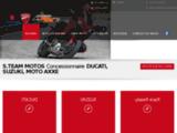 S.Team Motos, Concessionnaire Motos Suzuki Ain