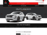 Ste-Foy Mitsubishi | Concessionnaire auto Mitsubishi à Ste-Foy