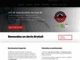 Désinfection à Mons - province du Hainaut