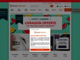 Vente en ligne de stores d'intérieur pour fenêtres