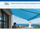 Vente de toiles de stores, de pergolas sur-mesure en ligne | STORE ET TOILE