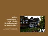Découvrez Strasbourg et ses curiosités en vous amusant !