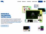Création de site internet et création graphique en Seine-et-Marne (77) - Studio Ancalime