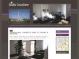 Le Studio Castellane - Chambre d'hôtes, location meublée à Marseille