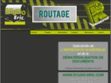 Studio Eric - Reprographie, impression numérique, numérisation et travaux d'imprimerie