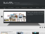 Création site internet Toulouse - Studio de créaion graphique Toulouse - Studio 109 SARL