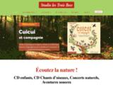 CD d'ambiances naturelles, de sons naturels, de chants d'oiseaux, enregistrés dans la nature, pour adultes et enfants, pédagogiques et ludiques.