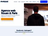 StudioNet : Creation site internet