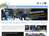 Stunt Show Events, France, Cascadeur, Spectacle, Animation, Artistes  - Accueil