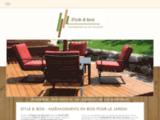 Création de carport/ chalet bois sur mesure Lille (59)