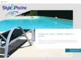 Construction piscine Saméon près de Saint Amand les Eaux
