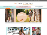 StyleFashion : Vêtements Fashion - vente Cabaneli - Saja - Ross Cara